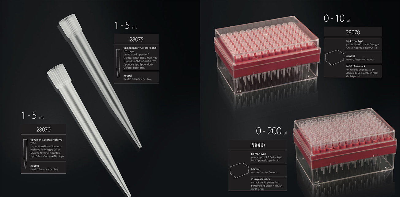 Pipet Tips – Promed ®